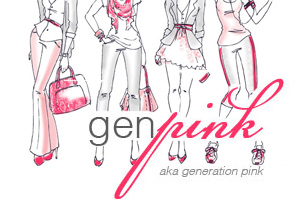 Genpink: Gen Y from a Pink Perspective