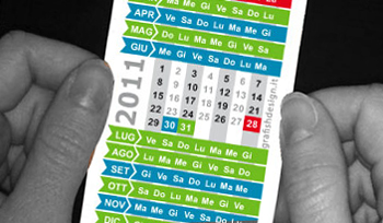 world's smallest pocket calendar