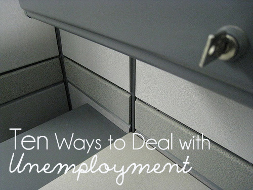 Ten Ways to Deal with Unemployment | Genpink