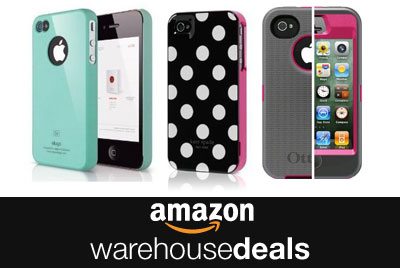 iPhone 4S covers on sale at amazon