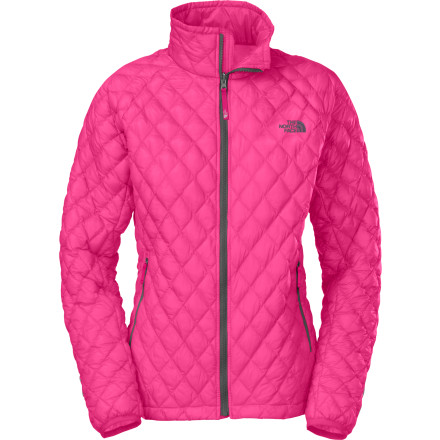 Northface WOMEN'S THERMOBALL FULL ZIP JACKET