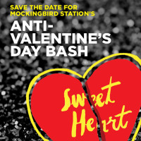 Genpink is co-hosting Anti-Valentine's Day Bash in Dallas 2/13 at People's Last Stand in Mockingbird Station!!