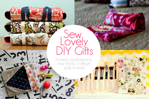 DIY gifts you can sew | Genpink