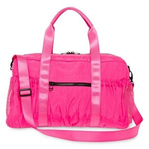 JCPenny gym bag // xersion // more bags and yoga mats on GenPink