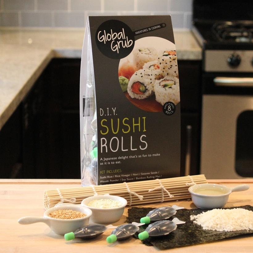 sushi kit // genpink.com