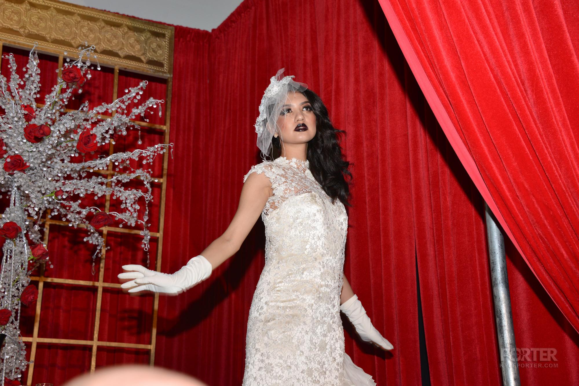 sherama couture wedding dress via genpink.com