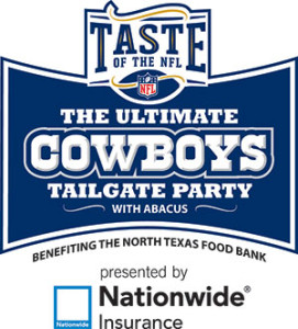 Taste of the NFL party at the Gaylord via genpink.com