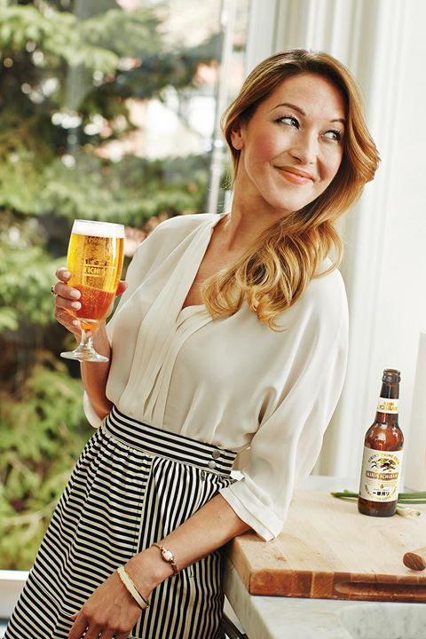 Kirin is proud to announce its partnership with Chef Candice Kumai to share Japanese-style beer pairings with foodies