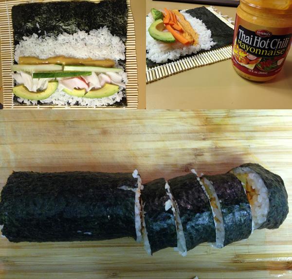 Handmade Sushi Rolls | Genpink