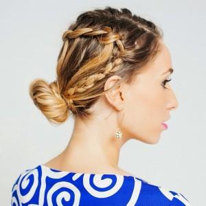 Pour Blowout Dallas- hair braids_via genpink.com