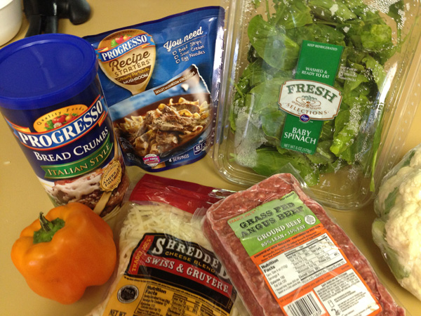 Progresso Recipe Starters Meatloaf Recipe