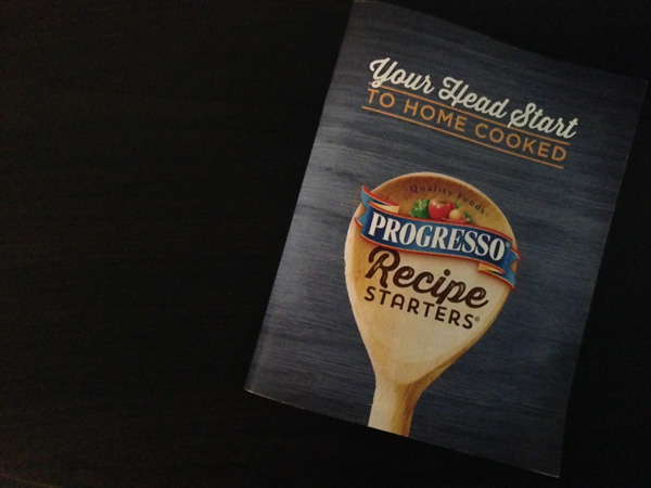 Progresso Recipe Starters :: Your head start to home cooked | details on Genpink