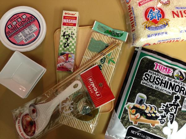 Sushi making starter kit | Genpink