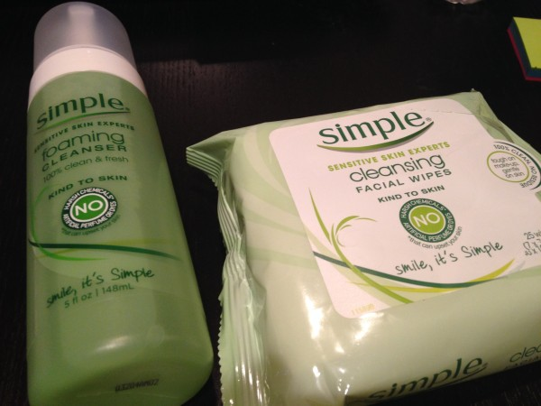 Simple Skincare//GenPink
