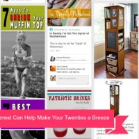 How Pinterest Can Help Make Your Twenties a Breeze | Genpink
