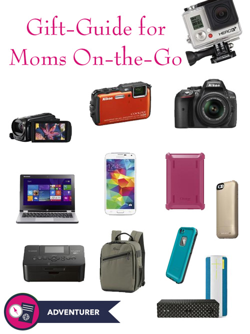 Gifts For The Adventurer Mom From Best Buy Genpink