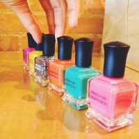 bellacures nail salon opens in dallas via genpink.com