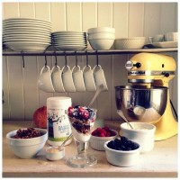 Superfood Yogurt & Berry Parfait | Bongo Foods