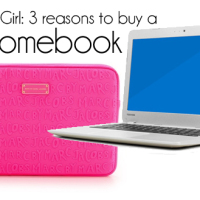 3 reasons to buy a Chromebook | Genpink Geek Girl