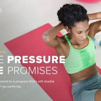 Make pressure free promises by setting goals, doing the work, and reap the rewards afterwards!
