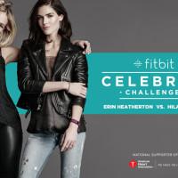 fitbit celeb challenge via genpink.com
