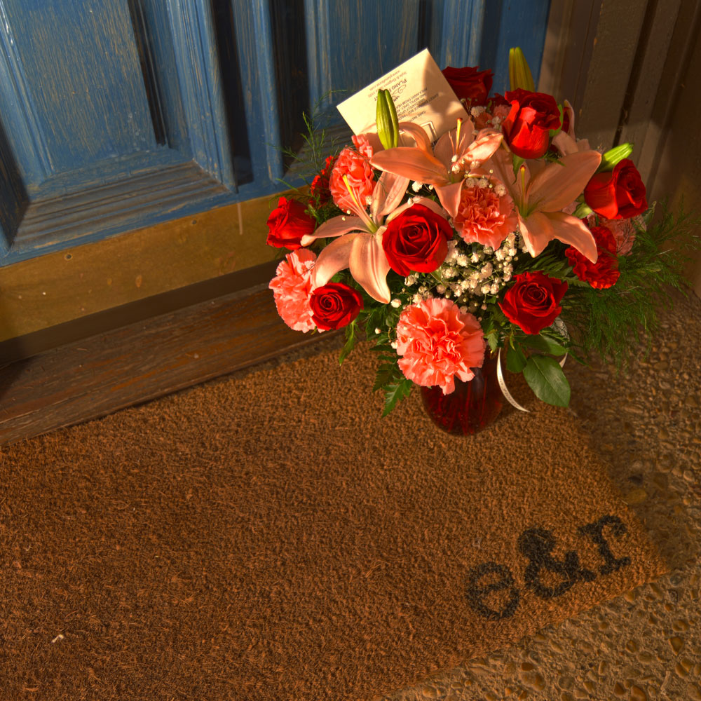 Valentine s flowers for her a man cave for him for Valentines day flowers for him