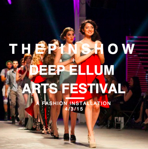 The Pin Show + Deep Ellum Arts Festival via genpink.com