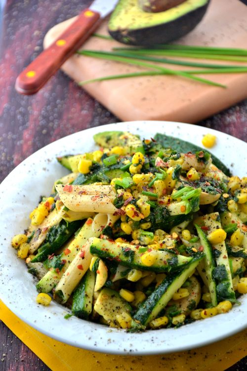 Corn Pasta | 8 Recipes For The End Of Summer