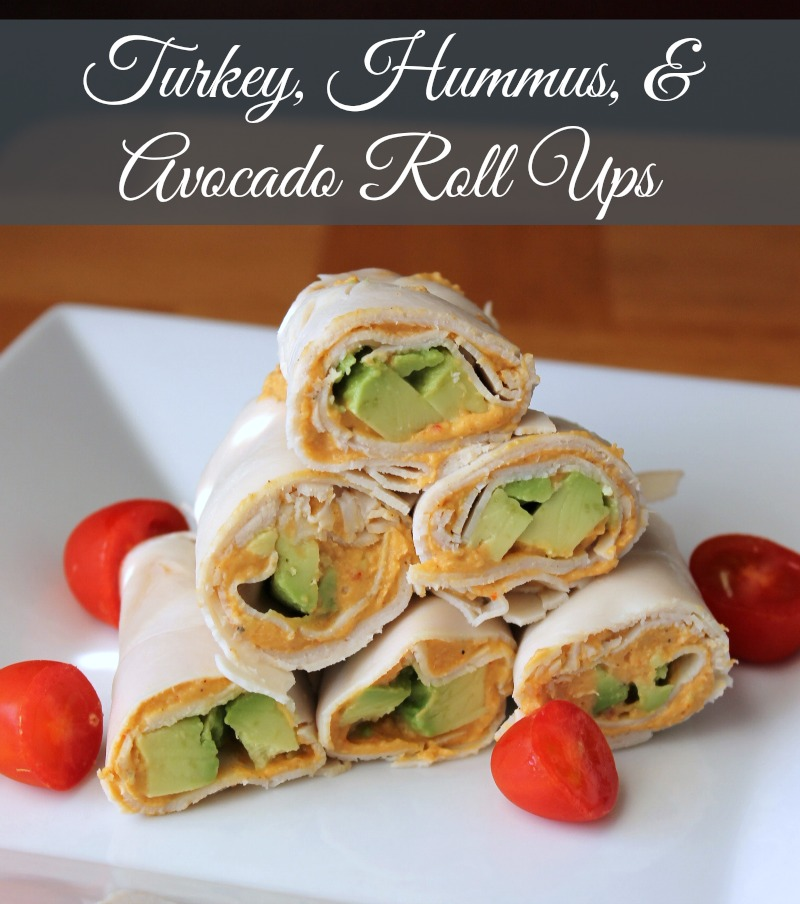 Turkey Roll Ups | 8 Recipes For The End Of Summer