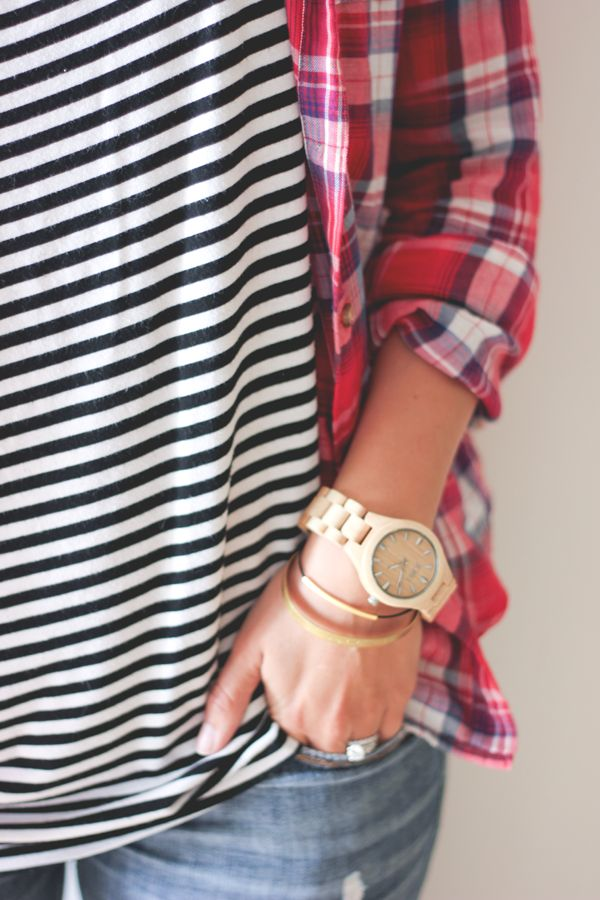 Flannel and Stripes | Fall Fashion Favs to Keep You in Style