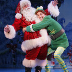 Elf the musical in dallas via genpink.com