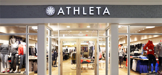 athleta frisco
