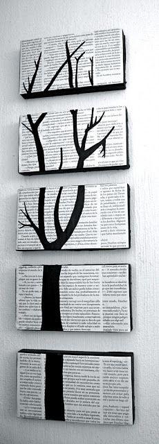 DIYShoebox Lid Art