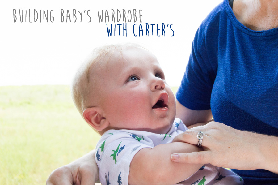 Building Baby's Wardrobe with Carter's | Genpink