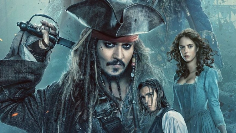 Pirates of the Caribbean: Dead Men Tell No Tales via genpink.com