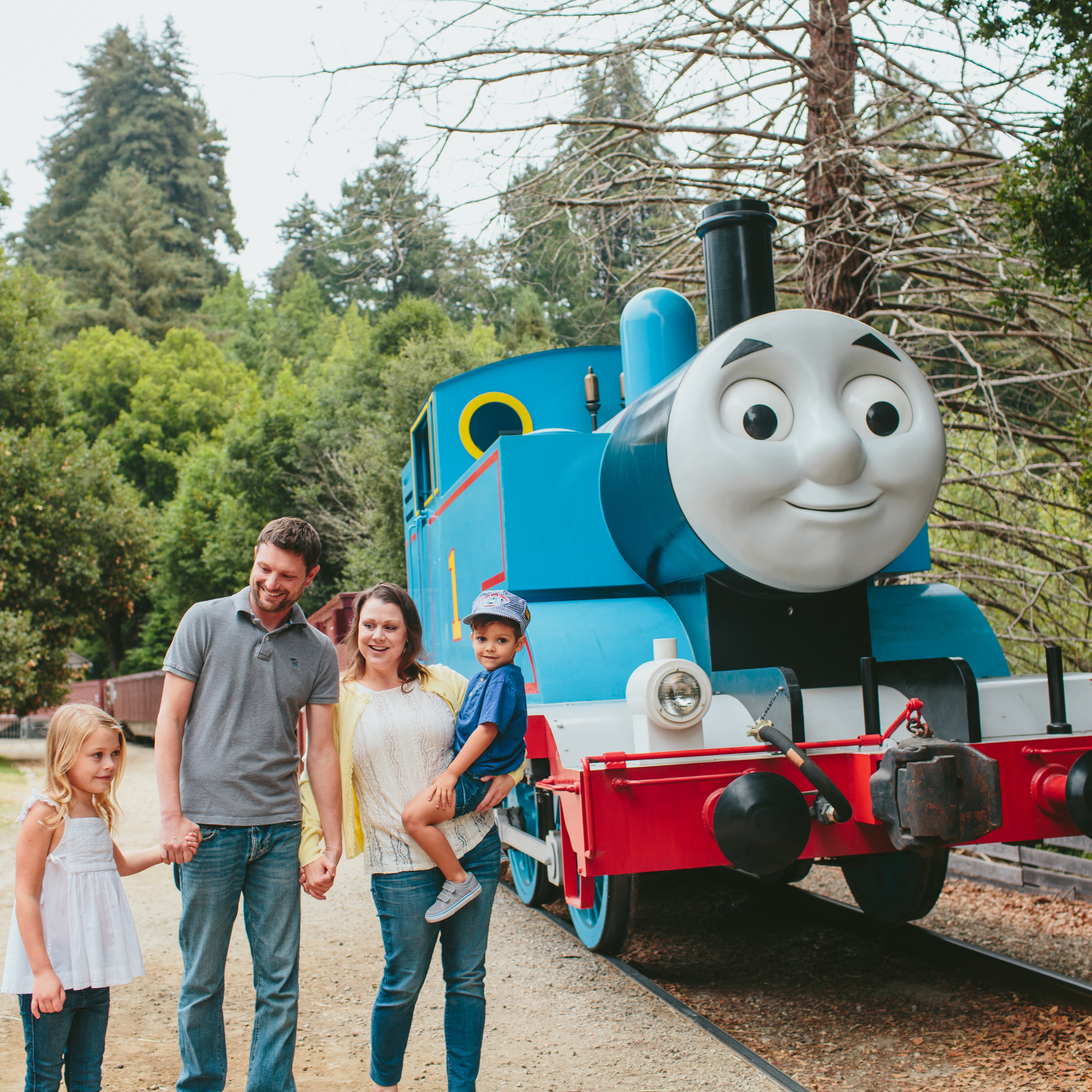 Thomas the Train visits Grapevine, Texas! {+ Ticket Giveaway}