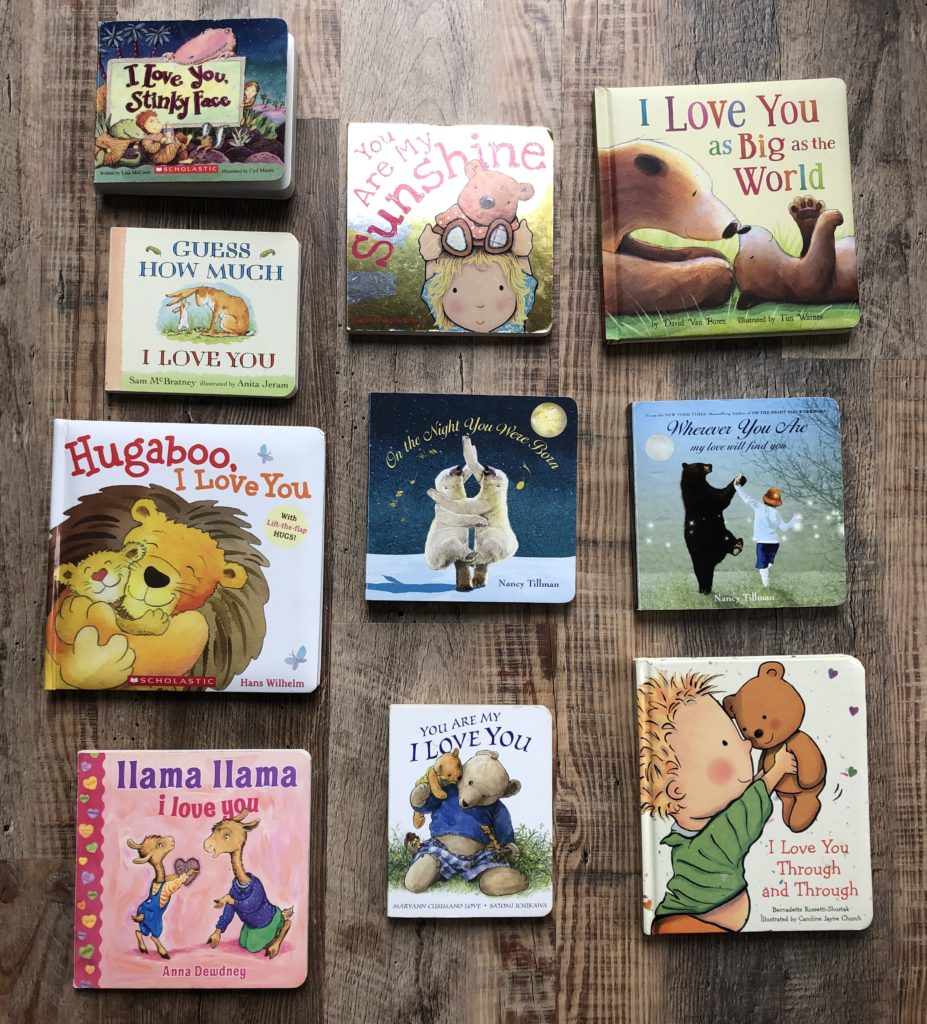 Toddler Books: Valentine's Day + Love Books