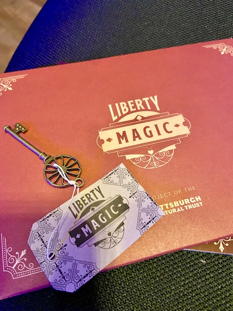 liberty magic pittsburgh